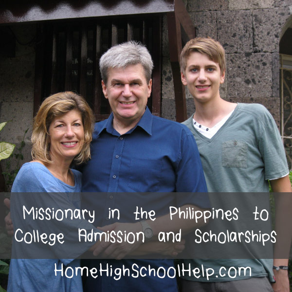 Missionary Philippines @TheHomeScholar