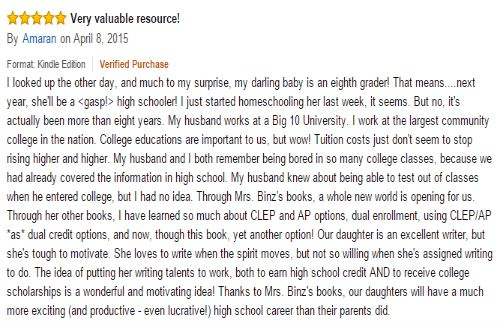 Review @TheHomeScholar
