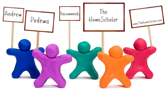 Andrew Pudewa Recommends The HomeScholar