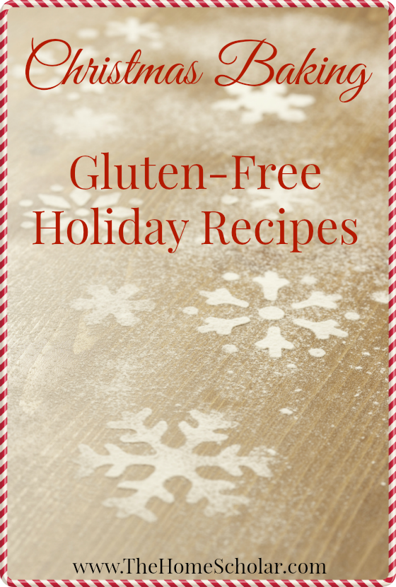 Christmas Baking - Gluten-Free Holiday Recipes