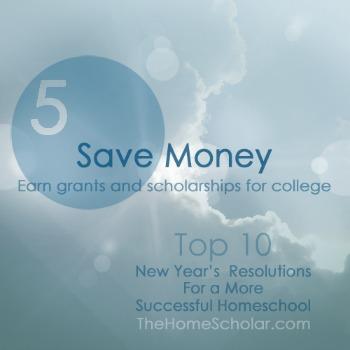Resolution 5 @TheHomeScholar