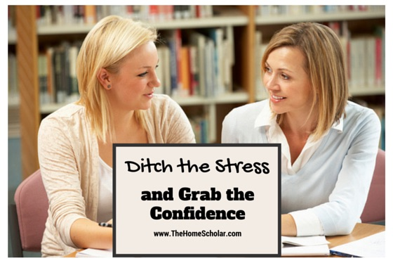 Ditch the Stress and Grab the Confidence