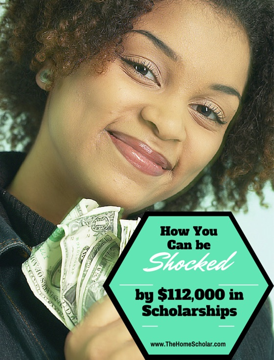 How You Can be Shocked by $112,000 in Scholarships