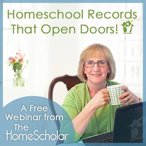 homeschool records that open doors