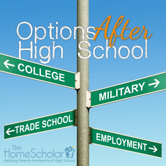 Options After High School Require a Transcript