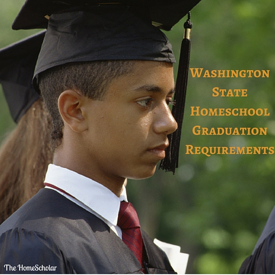washington state homeschool graduation requirements