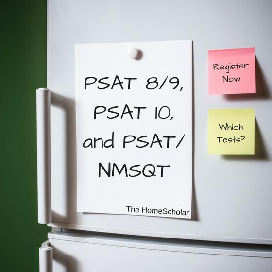 PSAT 8/9, PSAT 10, and PSAT/NMSQT
