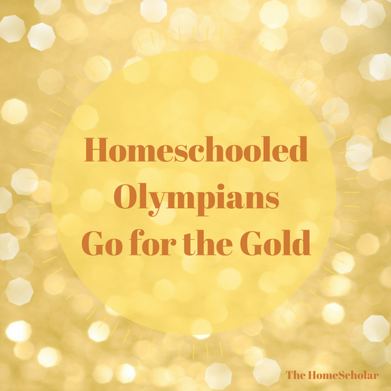 homeschooled olympians