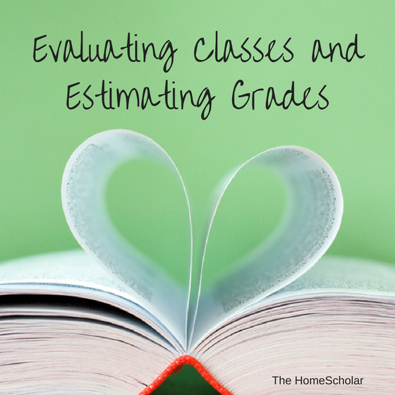 Evaluating Classes and Estimating Grades