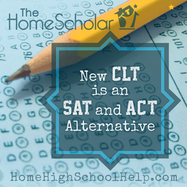 New CLT is an SAT and ACT Alternative