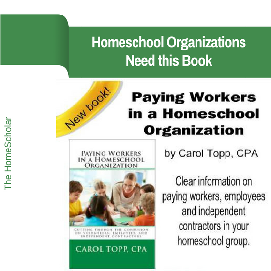 Homeschool Organizations Need this Book